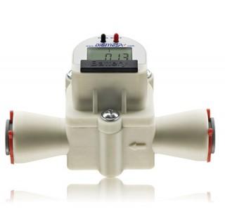 digmesa Flowmeter FHKU LCD