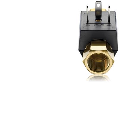 Flowmeter nano brass